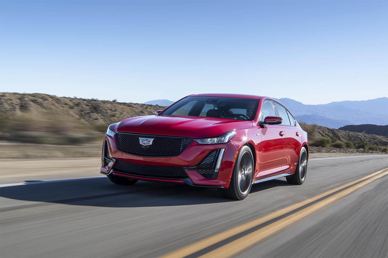 First Drive  2020 Cadillac Ct5