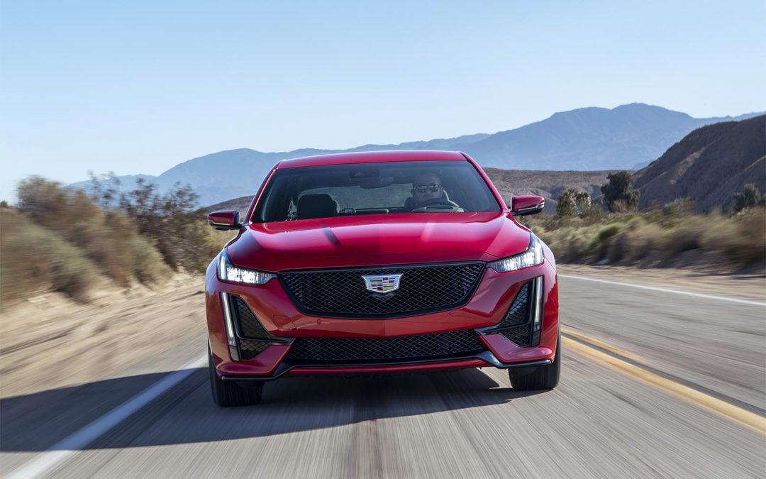 First Drive: 2020 Cadillac CT5-V