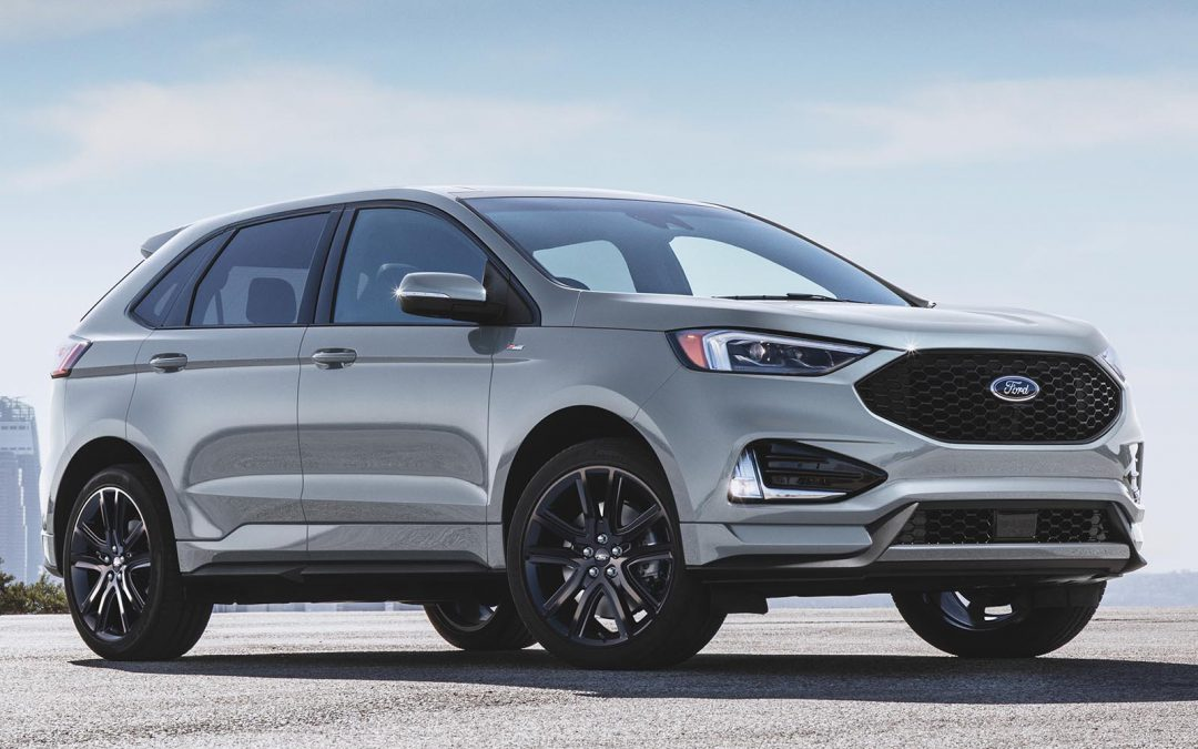 Ford Makes the 2020 Edge a Little Edgier with ST-Line