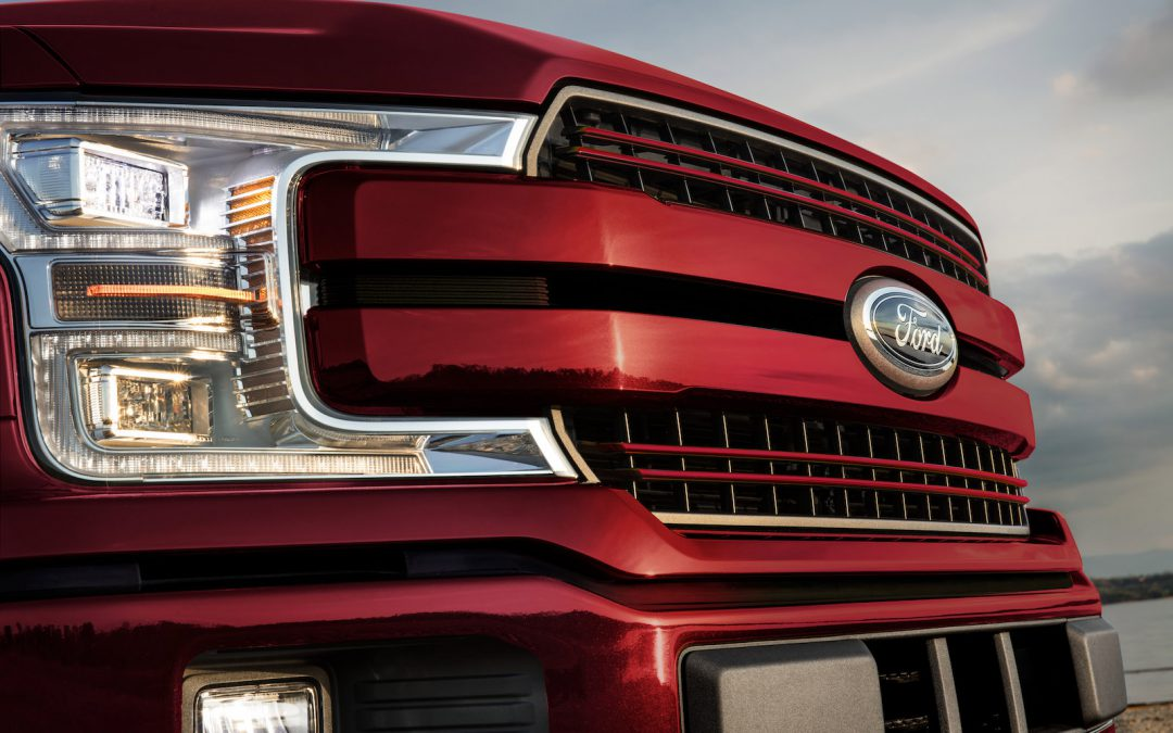 Ford Sales Drop Sharply in Fourth Quarter and Full Year
