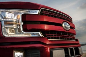 Next-generation F-150 reveal