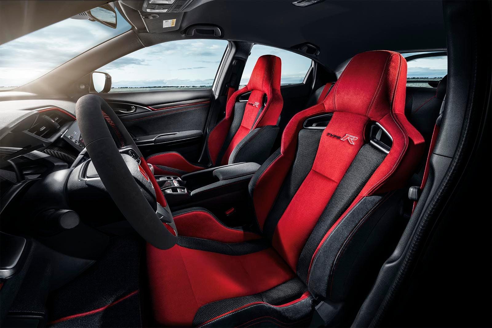 First Drive 2020 Honda Civic Type R The Detroit Bureau