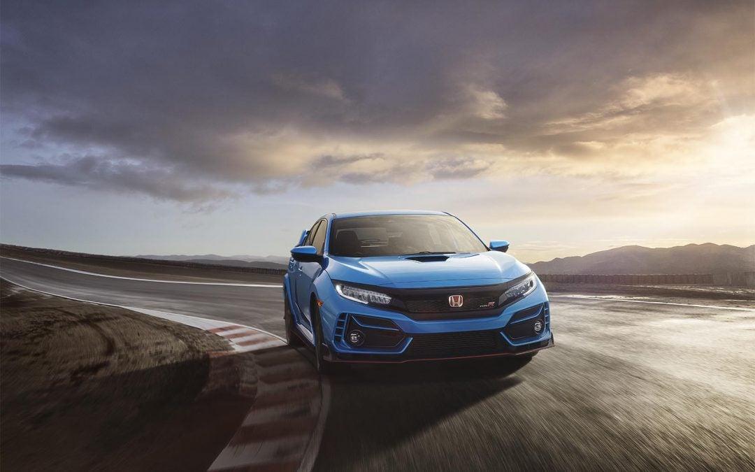 First Drive: 2020 Honda Civic Type R