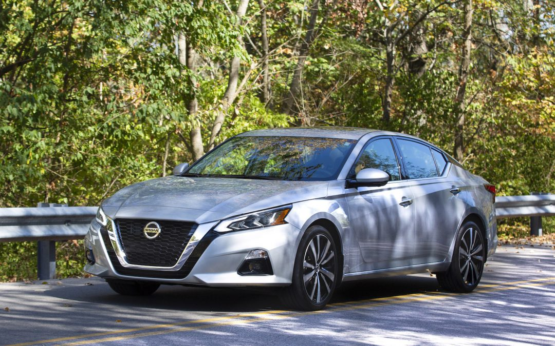 First Drive: 2020 Nissan Altima 2.0 Platinum