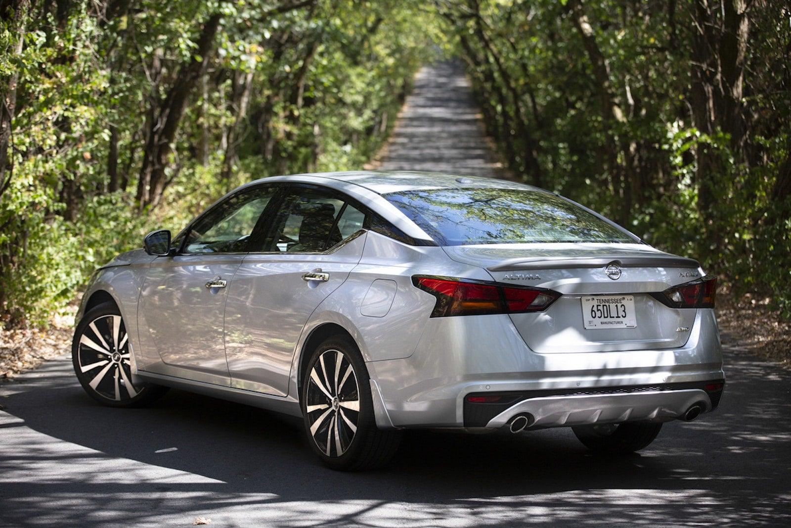 First Drive: 2020 Nissan Altima 2.0 Platinum   The Detroit ...