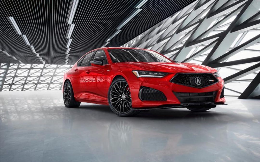 Acura Rolls Out 2021 TLX and Revives Type S Performance Model