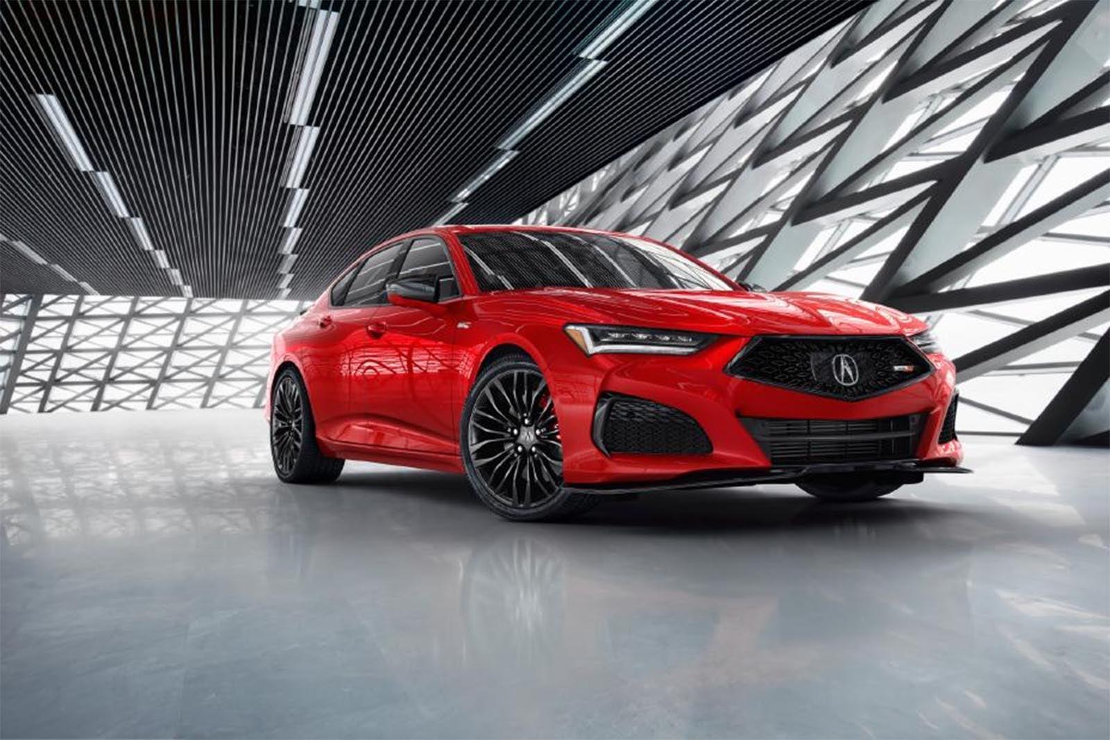 Acura TLX, 2020 Toyota 86, ATS RR Turbo