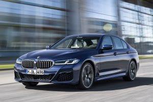 seventh-generation BMW 5 Series