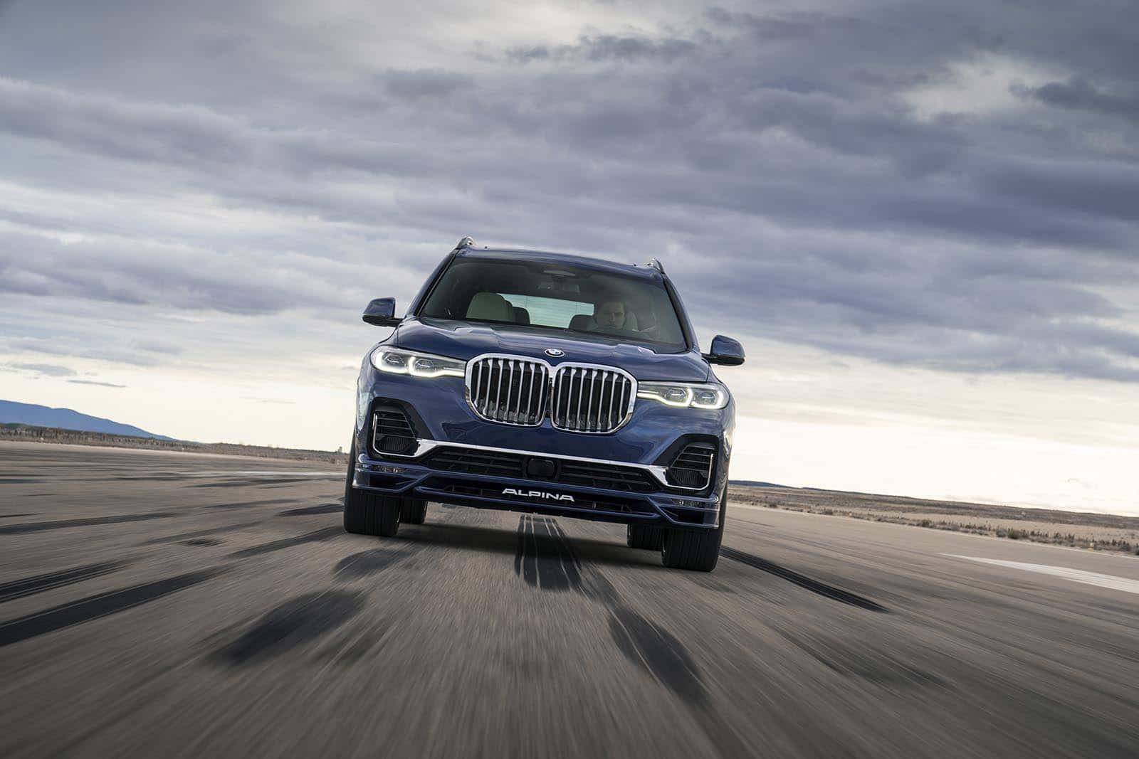 First Look: 2021 BMW Alpina XB7 | TheDetroitBureau.com