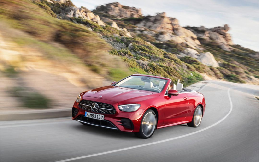 Mercedes Pulls the Wraps off 2021 E-Class Coupe and Cabriolet