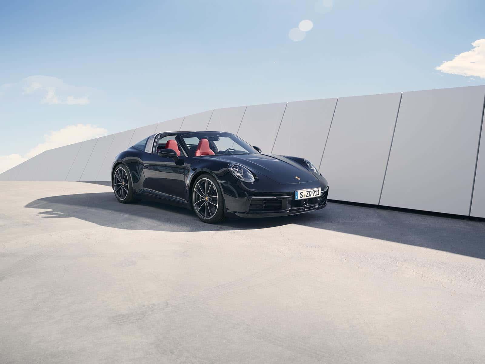 Porsche 911 Targa Gets A Big Update Thedetroitbureau Com