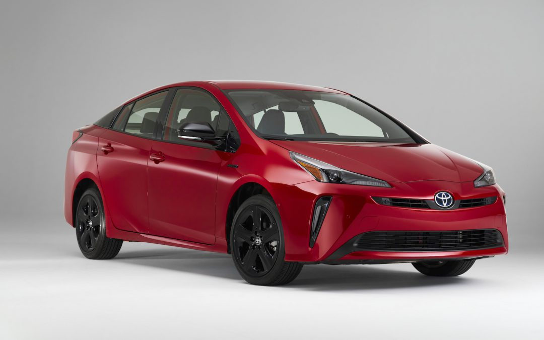 "Toyota Marks 20th Anniversary of ""The Car That Changed an Industry"" with Special Edition Prius"