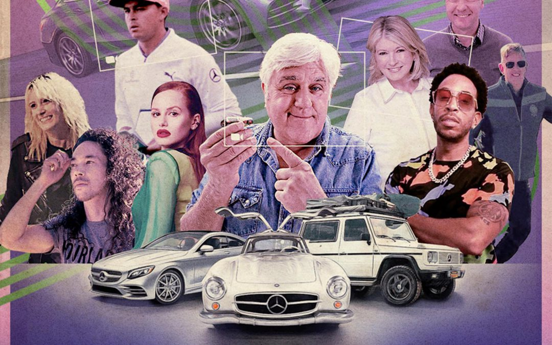 Mercedes Goes Online with Concours de Zoom