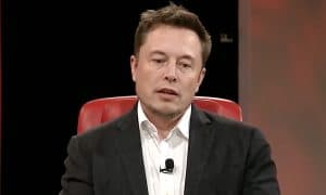 Elon Musk talks autonomous vehicles