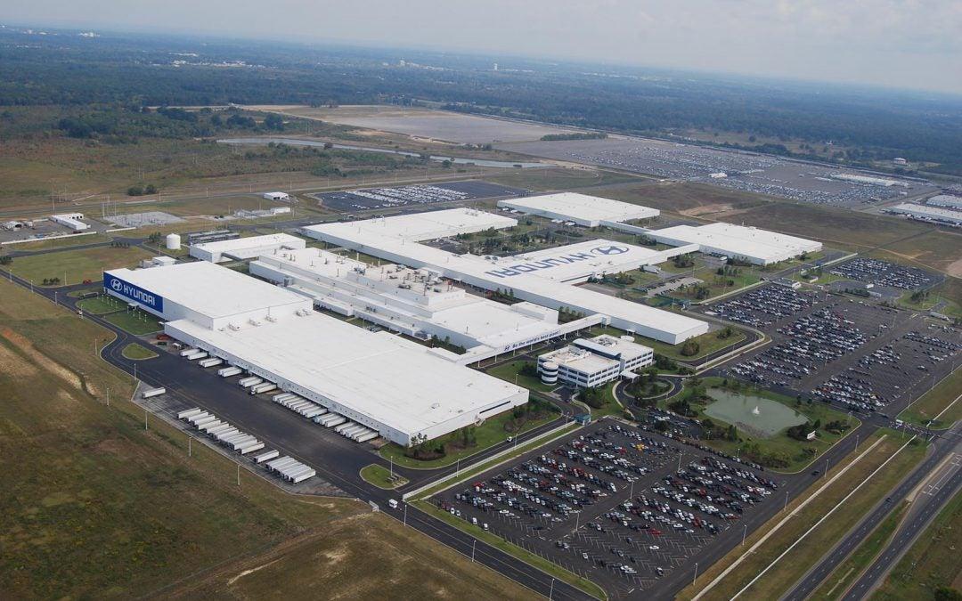 Hyundai, Kia Reopen US Plants