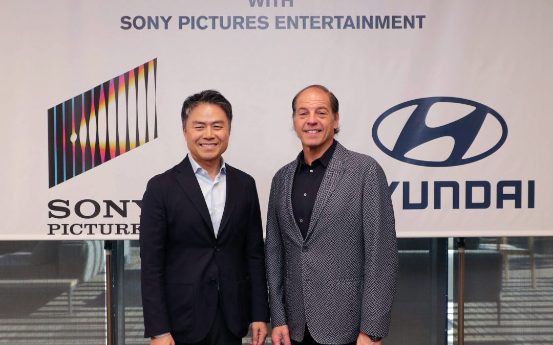 Hyundai Teams with Sony Pictures on Multi-Picture Partnership