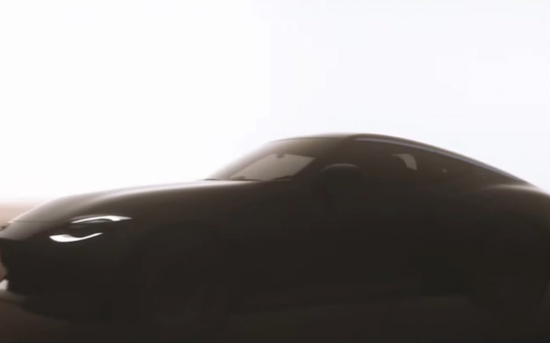 The Z is Back! Nissan Video Delivers First Images of the Next-Gen Sports Car