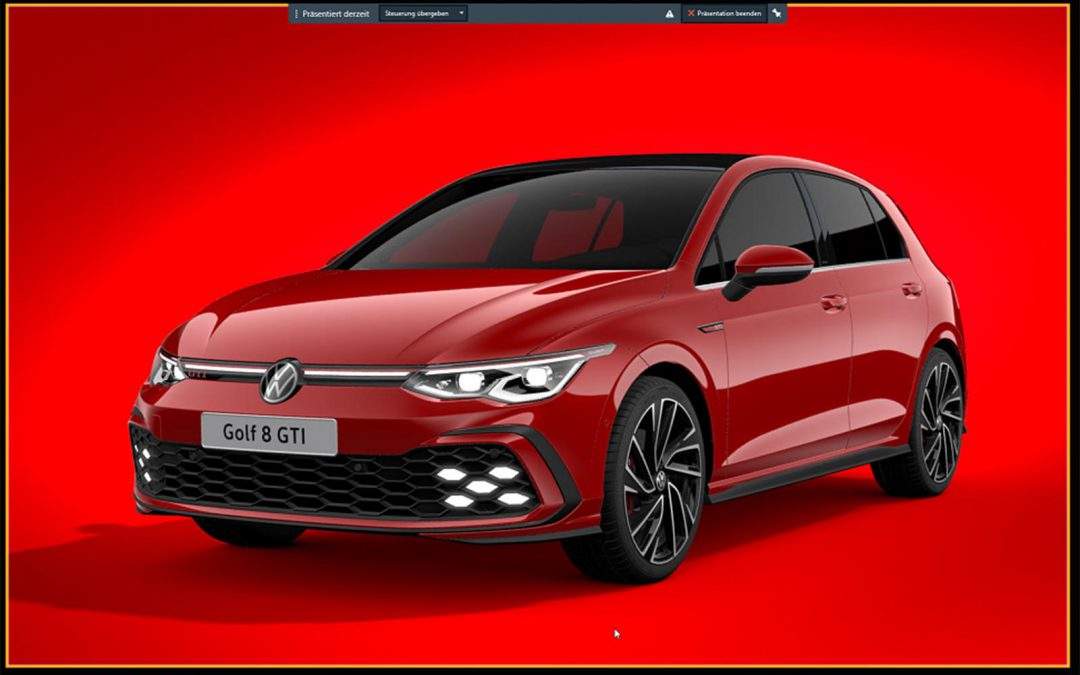 VW Design Chief Bischoff Offers Insight Into Digital Development of Next-Gen Golf GTI