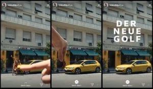 Volkswagen pulls racist Instagram ad