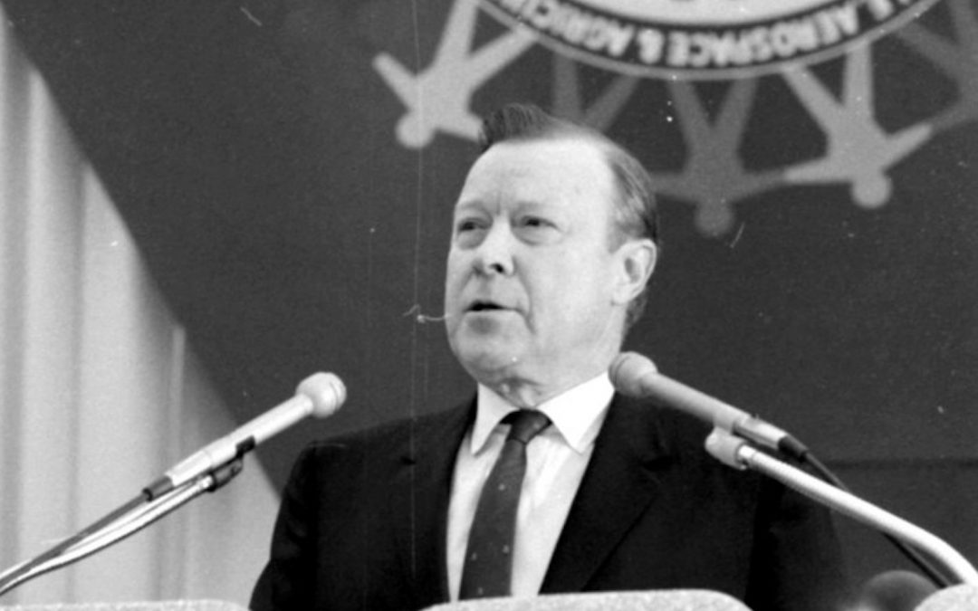 50th Anniversary of Union Leader Walter Reuther's Death Highlights a Different Time in America