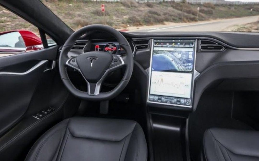 NHTSA Expands Probe into Tesla Touchscreen Issue