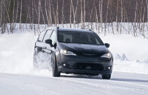 Chrysler offering new AWD Pacifica Launch Edition minivan