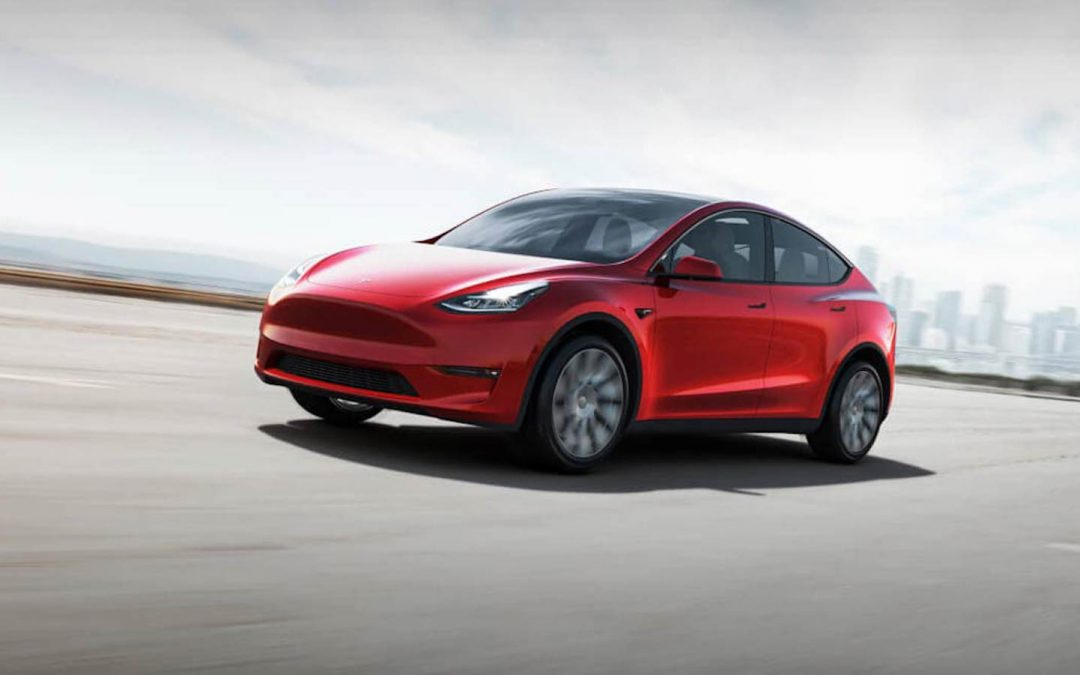 Tesla Cuts Model Y Price by $3K; Stock Price Sets New Record