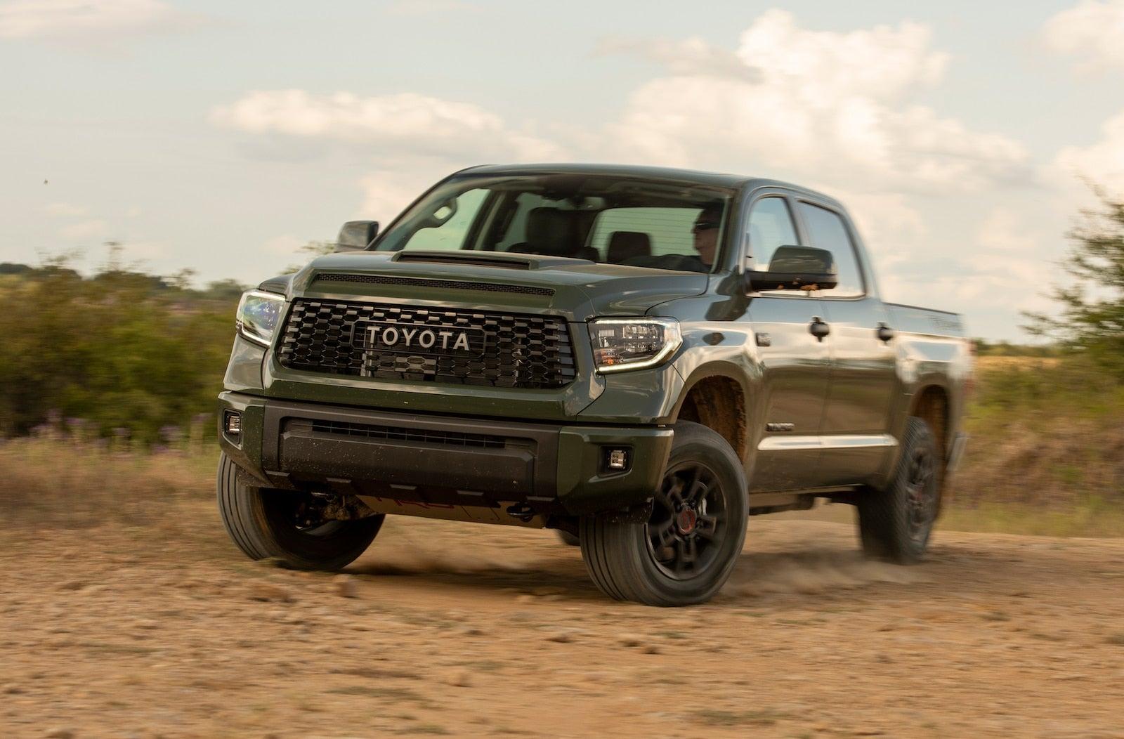 A Week With 2020 Toyota Tundra Trd Pro The Detroit Bureau