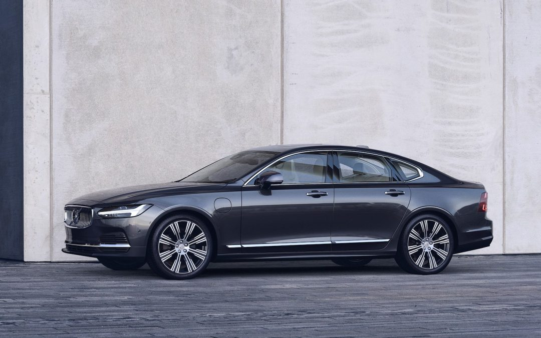 Volvo S90 Plug-In Hybrid Tops AAA's First-Ever Car Guide