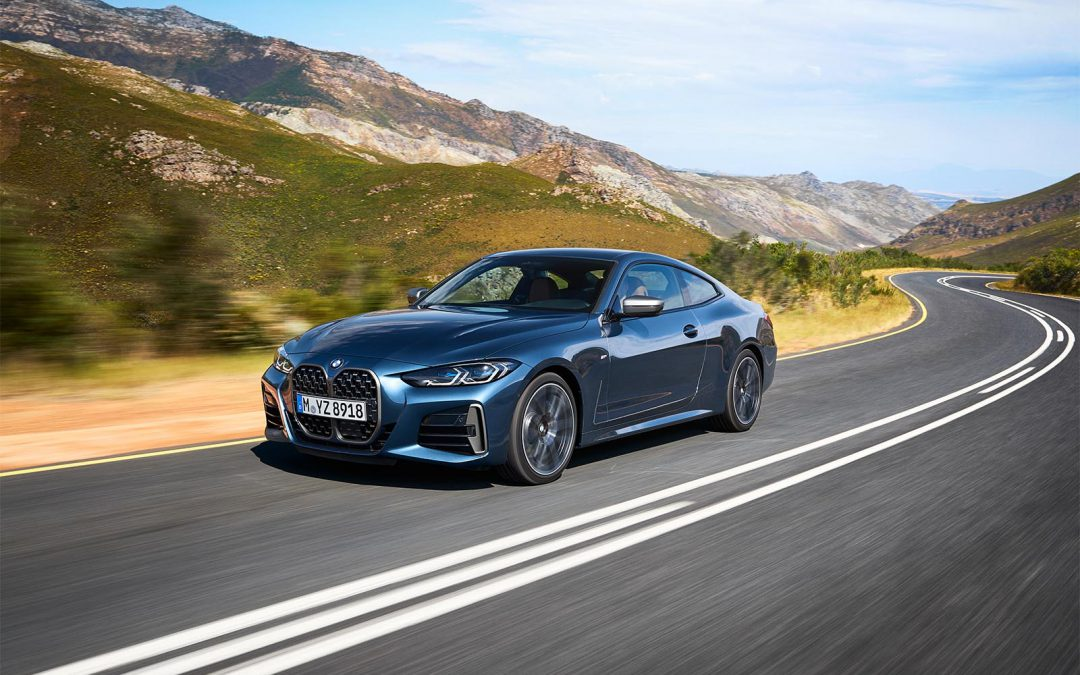 First Look: 2021 BMW 4-Series Coupe