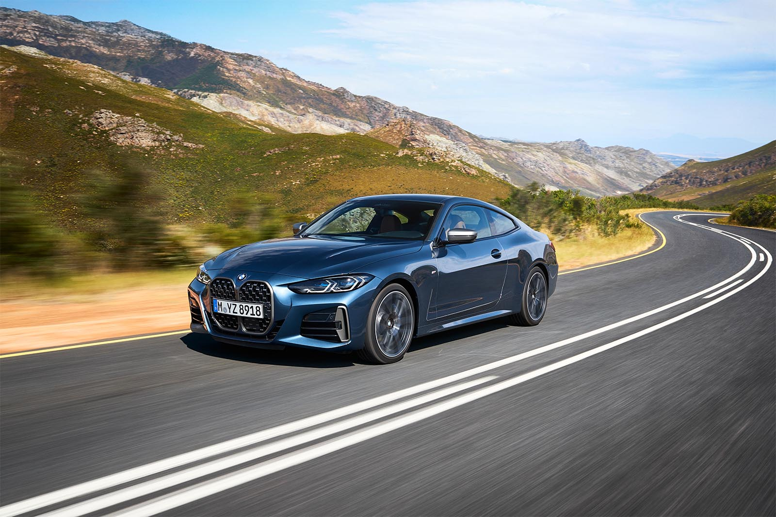 First Look: 2021 BMW 4-Series Coupe | TheDetroitBureau.com