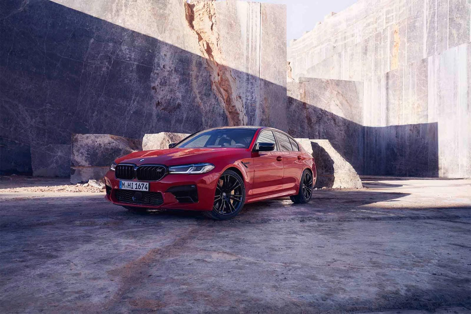 first look 2021 bmw m5  thedetroitbureau