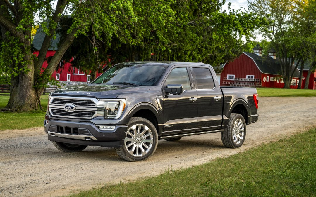 First Drive: 2021 Ford F-150