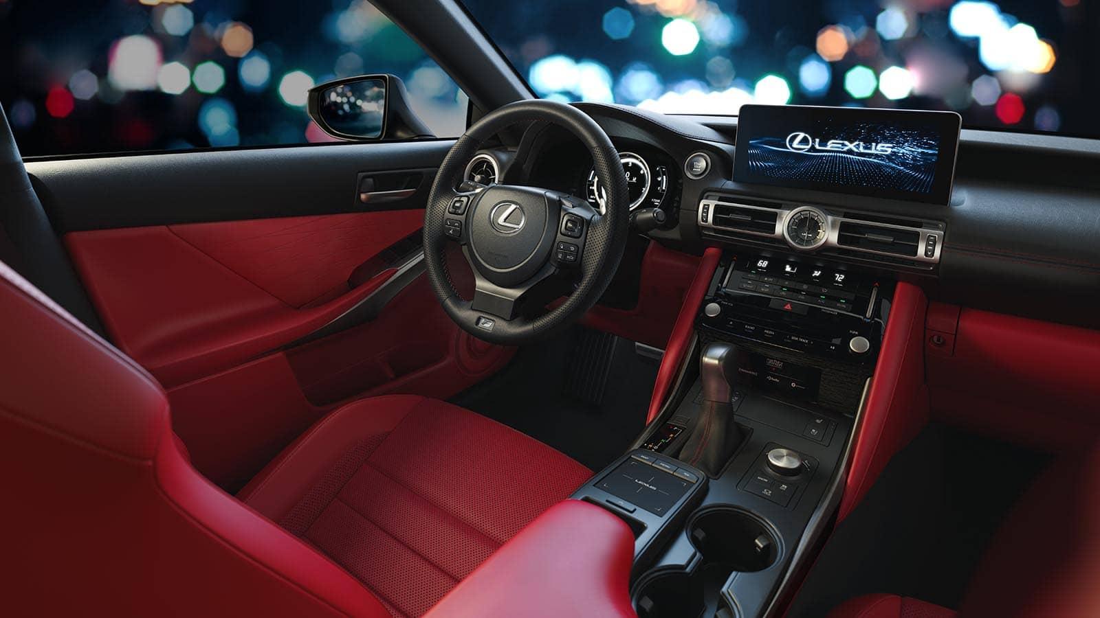 First Look: 2021 Lexus IS | TheDetroitBureau.com