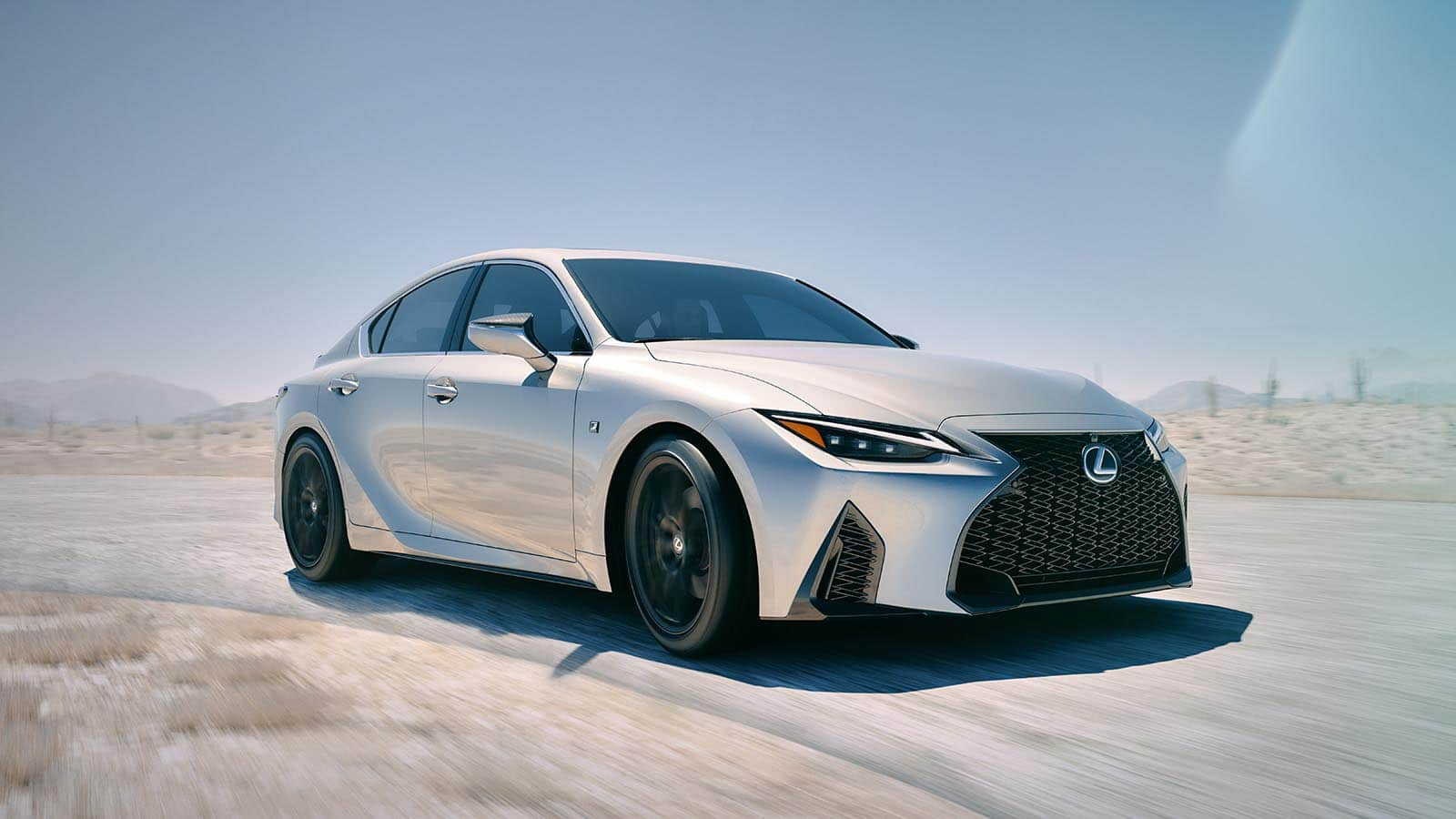 Lexus debuts new look for IS
