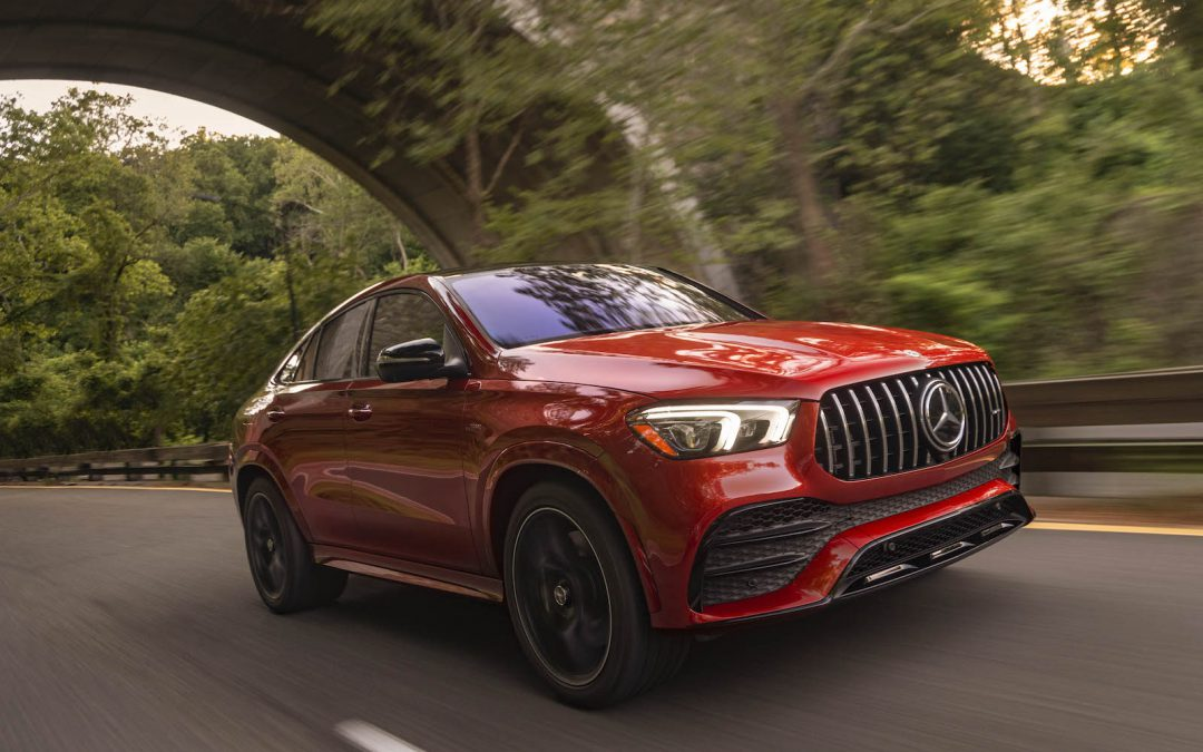 A Week With: 2021 Mercedes-AMG GLE 53 Coupe