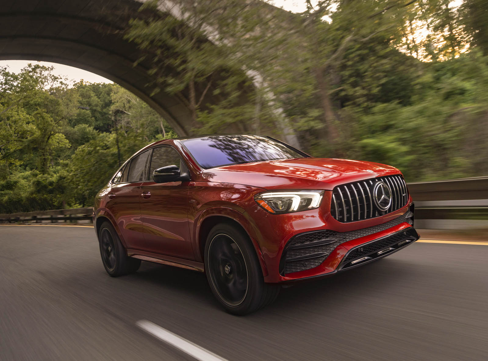 A Week With 2021 Mercedes Amg Gle 53 Coupe The Detroit Bureau