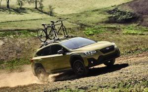 Subaru introduces 2021 Crosstrek