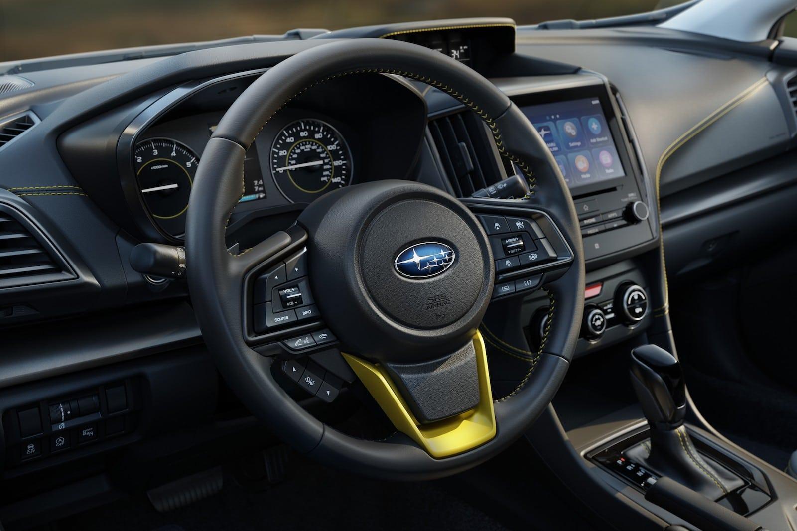 First Look: 2021 Subaru Crosstrek Sport  TheDetroitBureau.com