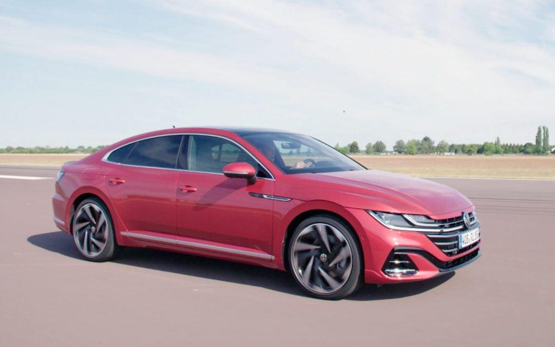 Volkswagen Unveils New-Look Arteon for 2021
