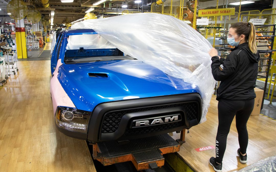 FCA Moves Closer to Full Production in North America
