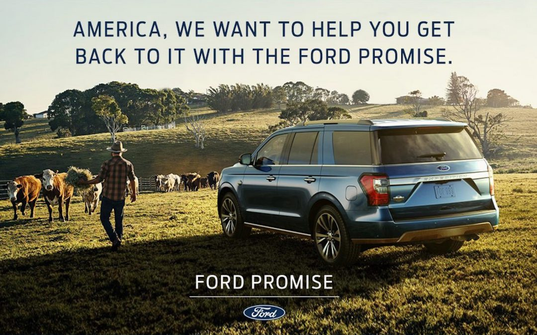 Ford Promises Help by Taking Back Newly Purchased, Leased Vehicles