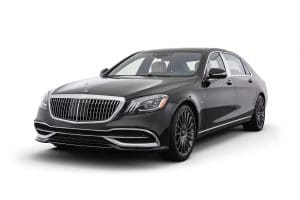 Mercedes new Maybach Night Edition