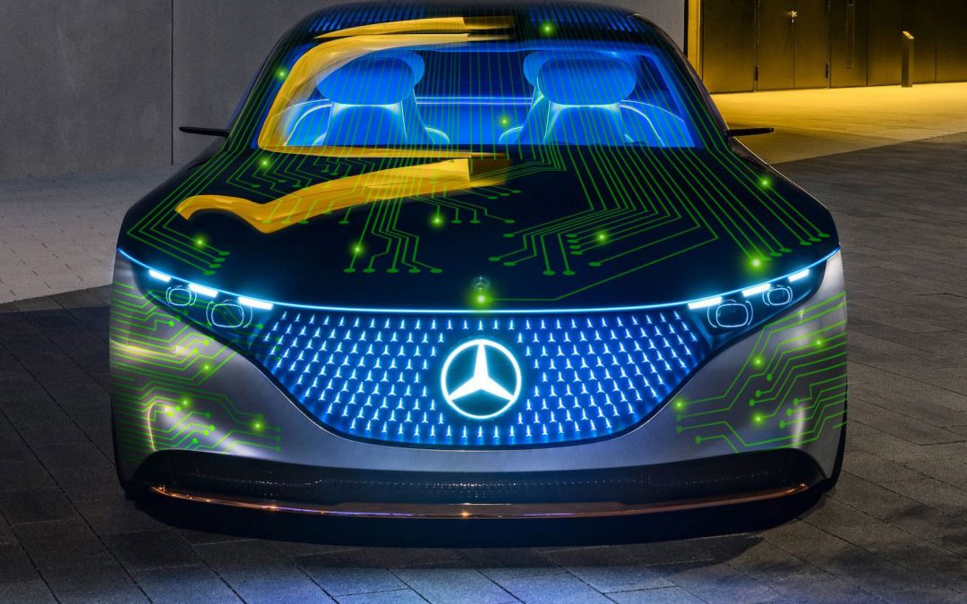 Mercedes, Nvidia Creating New Cutting-Edge Software Architecture for 2024 Model Year