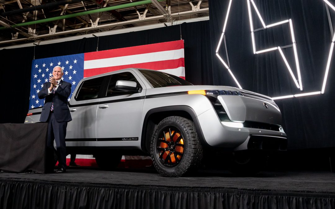 Lordstown Motors Charges into Electric Truck Fray with Endurance