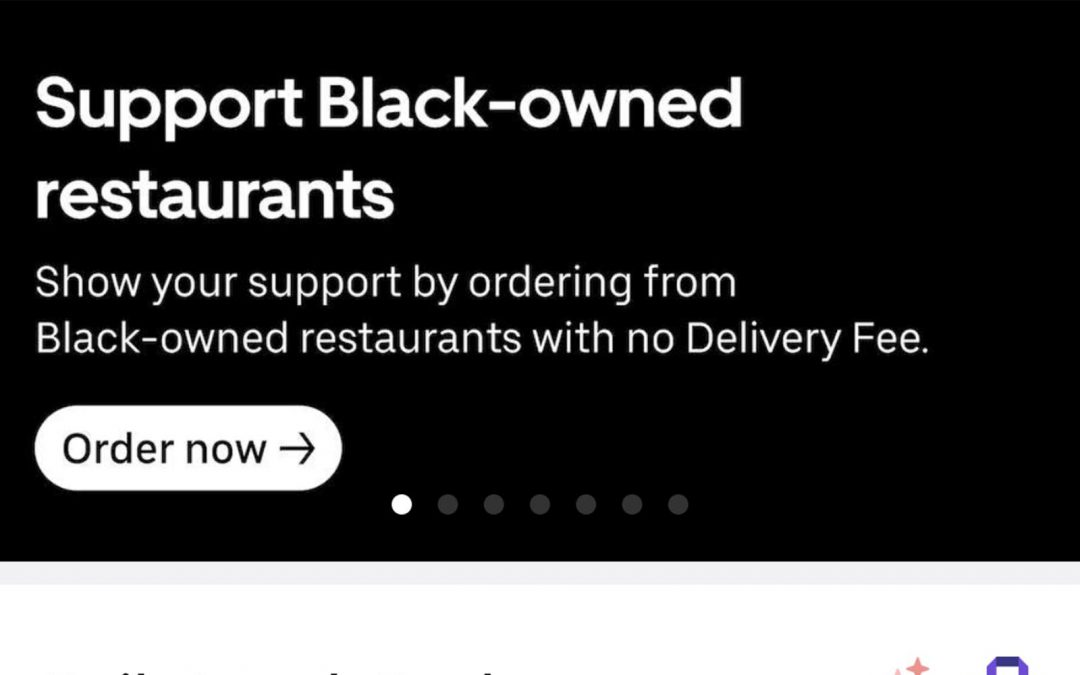 Uber Eats Calls Out Black-Owned Restaurants in the U.S. and Canada
