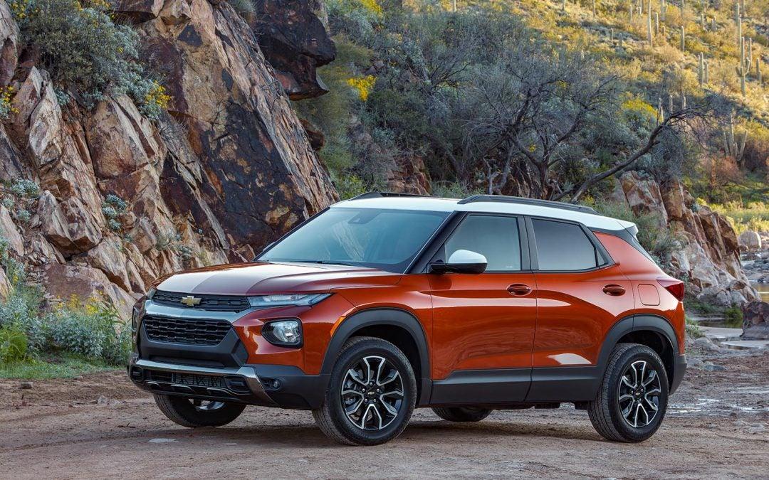 First Drive: 2021 Chevrolet Trailblzer