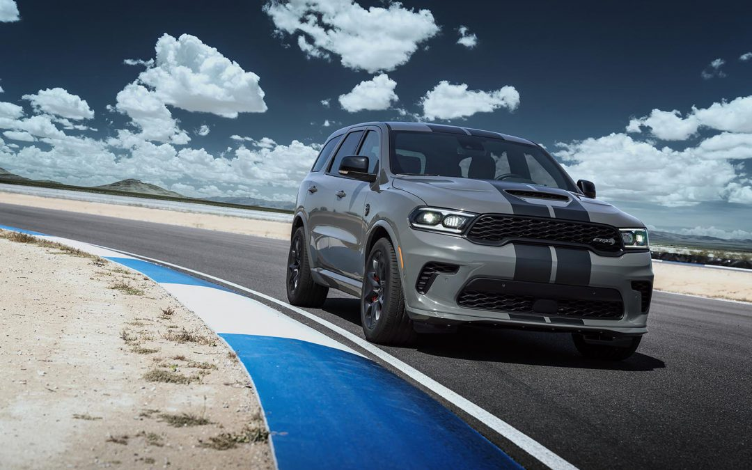 New Dodge Durango Hellcat Comes with $80K Price Tag