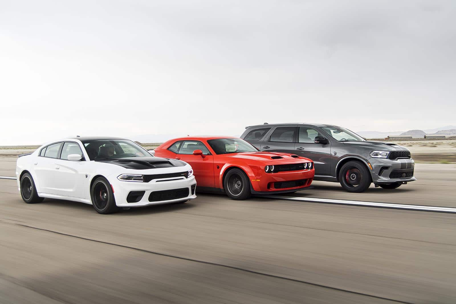 Dodge Ups The Hp Numbers Adds First Durango Hellcat New Charger Redeye The Detroit Bureau