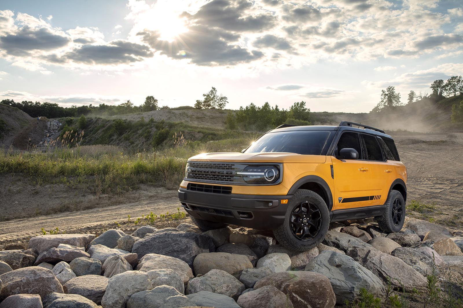 First Look: 2021 Ford Bronco Sport   TheDetroitBureau.com